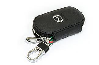 Ключница Carss с логотипом MAZDA 16003 черная, фото 3
