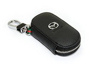 Ключница Carss с логотипом MAZDA 16003 черная, фото 2
