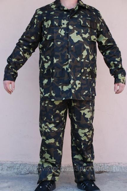 Костюм армейский для военых и охраных структур, охоты, рыбалки, активн