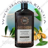 Шампунь с маслом Марокканского Аргана для поврежденных волос 500 мл