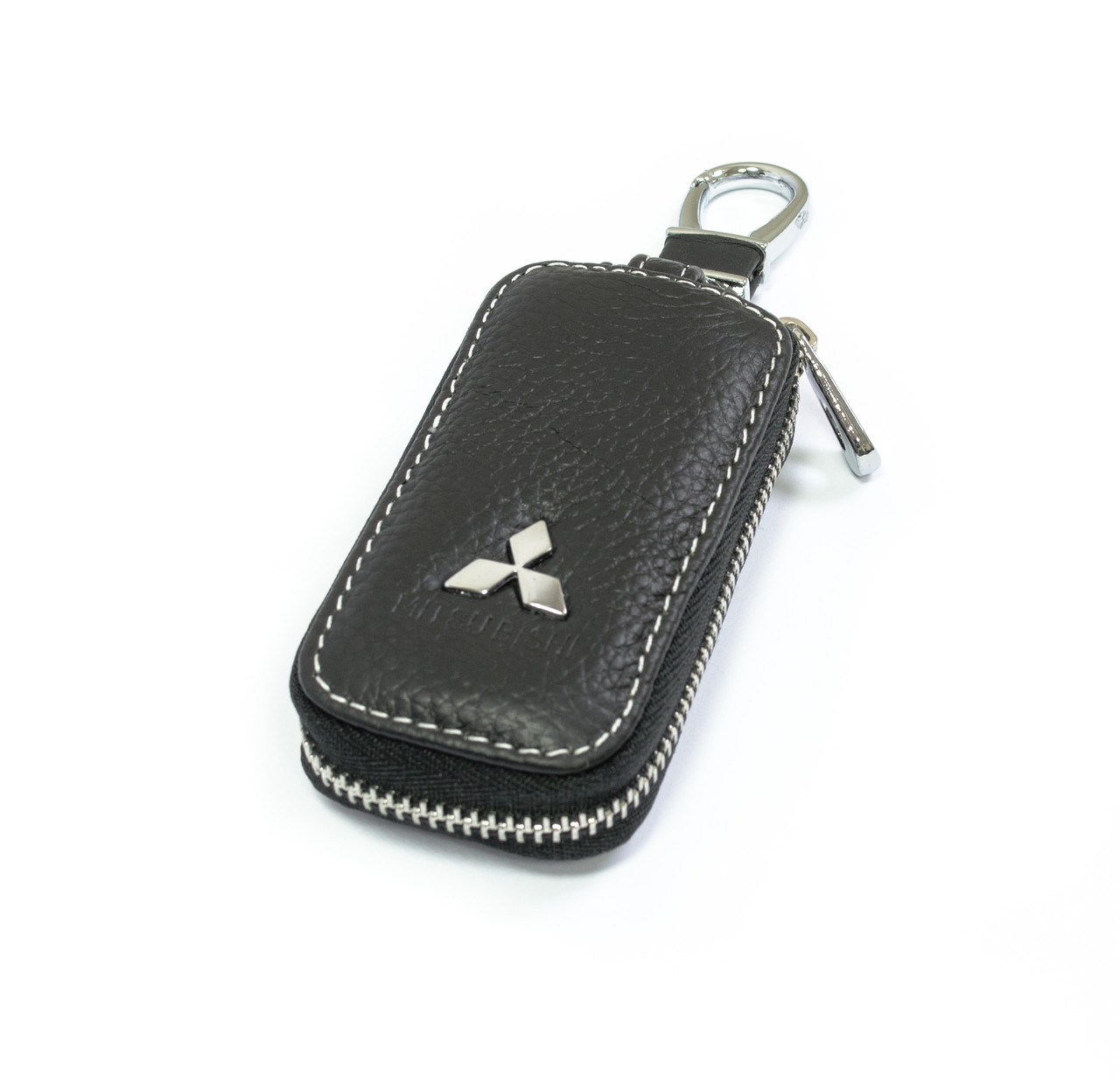 Ключница Carss с логотипом MITSUBISHI 11010 черная