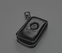 Ключница Carss с логотипом RENAULT 20011 черная