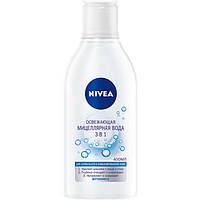 Освежающая мицелярная вода Nivea 3-в-1 400 мл