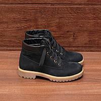 8003.1| Женские ботинки демисезонные на шнуровке: 36; 37; 38; 39; 40