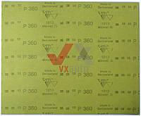 Наждачная бумага Р-360 SIA 230мм х 280мм