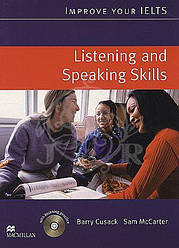 Improve your IELTS Listening and Speaking Skills with Audio CDs