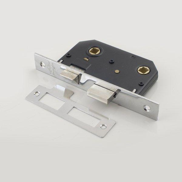 Механизм Империал 251 WC с фиксатором  хром