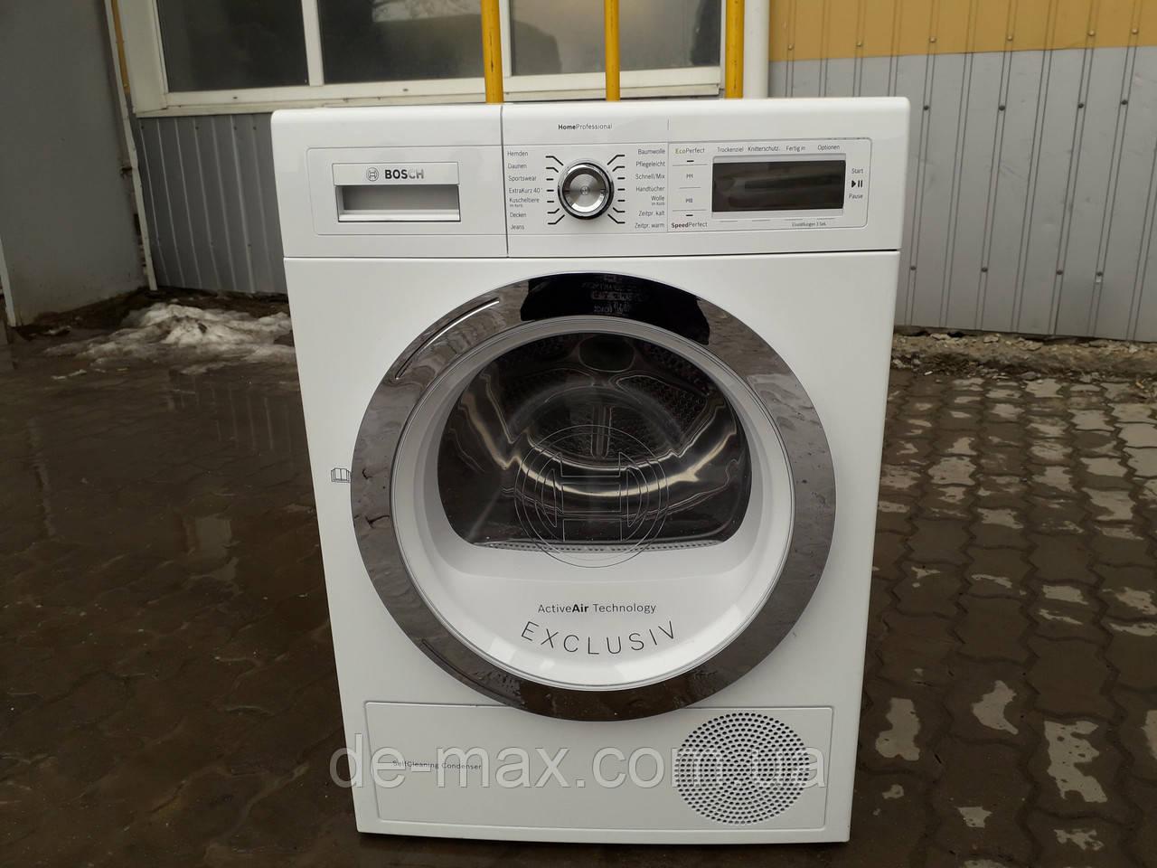 Сушильный автомат BOSCH WTY 88780 EU