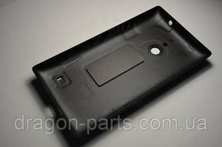 Задняя крышка  Nokia Lumia 525 черная оригинал , 02502Z6, фото 2