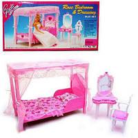 Мебель для кукол Спальня 2614 GLORIA