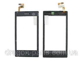 Тачскрин Nokia Lumia 520 сенсорная панель оригинал , 00809L1