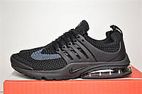 Кроссовки мужские Nike Air Presto код товара OD-1396 Материал плотная сетка,подошва пена. Черные