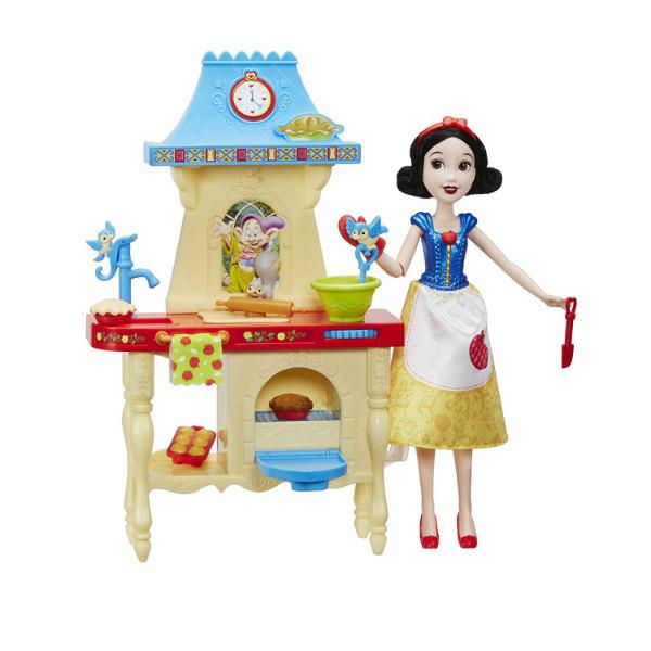 Disney Princess Белоснежка и кухня Волшебная выпечка Stir 'n Bake Kitchen