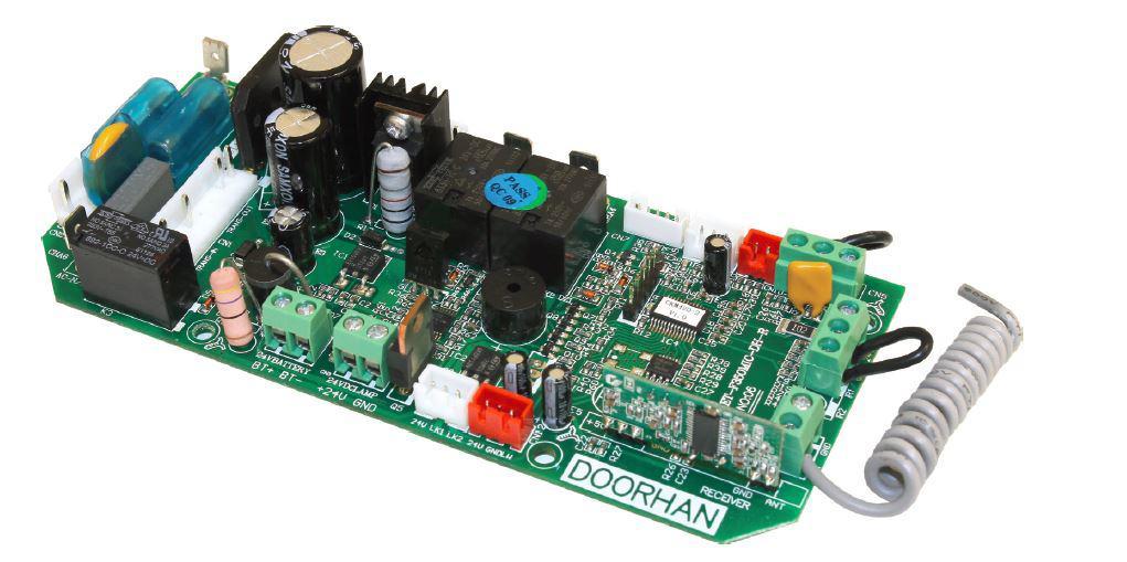 Блок управления к секционной автоматики DoorHan DHG024
