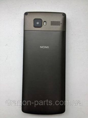Задняя крышка  Nomi i280 черная, оригинал