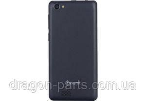 Задняя крышка (панель) Nomi i450 Trend Черная Black, оригинал, фото 2