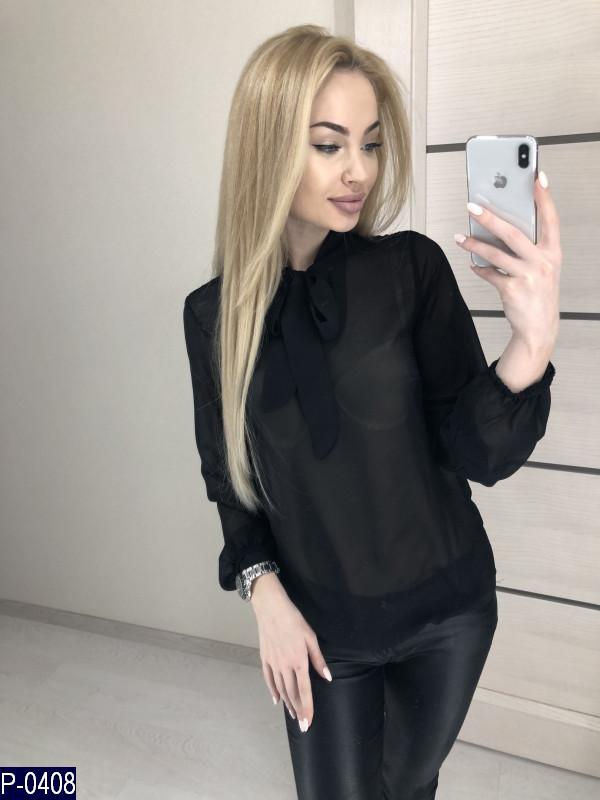 974f1979019 Женская рубашка блузка шифон нарядная 42 44 46 размер   продажа ...