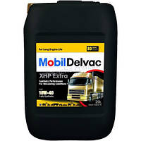 Mobil Delvac 1 XHP Extra 10W-40 20л
