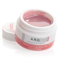 Гель для наращивания A.N.D.cover pink, 15 гр