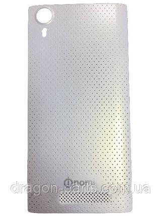 Задняя крышка (панель) Nomi i500 Sprint Белая White, оригинал, фото 2