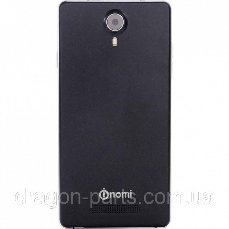 Задня кришка (панель) Nomi i501 Style Black Чорна, оригінал
