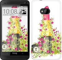 "Чехол на HTC Desire 616 dual sim Помада Шанель ""4066c-670-328"""