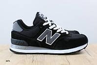 Кроссовки мужские New Balance 1300 код товара FS-2925. Черные