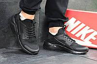 Кроссовки мужские Nike Huarache код товара SD-4654. Черные