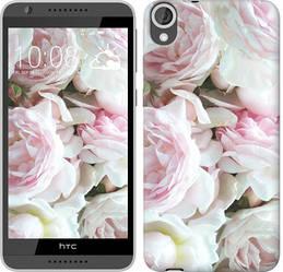 "Чехол на HTC Desire 820 Пионы v2 ""2706c-133-328"""