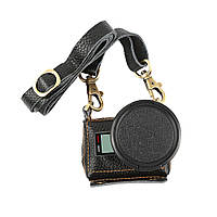 Кожаный футляр, чехол Shoot для камер GoPro Hero 5, 6 (код XTGP391)
