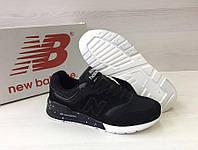 Кроссовки мужские New Balance 997-Original код товара 4S-1052. Черные