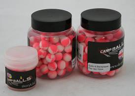 Плавающие бойлы CarpBalls Pop Ups 10мм 30гр Garlic&Black Pepper