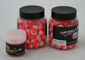 Плавающие бойлы CarpBalls Pop Ups 10мм 30гр Mulberry&Marzipan