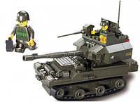 "Конструктор Sluban ""Танковый корпус"" 178 деталей арт. M38-B0282"