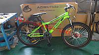 Подростковый велосипед Forest 24 дюйма 12.6 рама Azimut