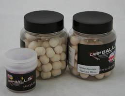 Плавающие бойлы CarpBalls Pop Ups 10мм 30гр White Chocolate