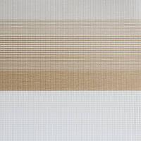 Рулонные шторы День-Ночь Ткань Капри Z-121 Бежевый