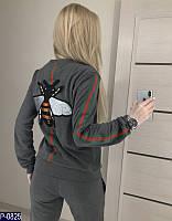 Женский спортивный костюм двунить новинка 42 44 46 размер Женская одежда недорого оптом розница 7 км