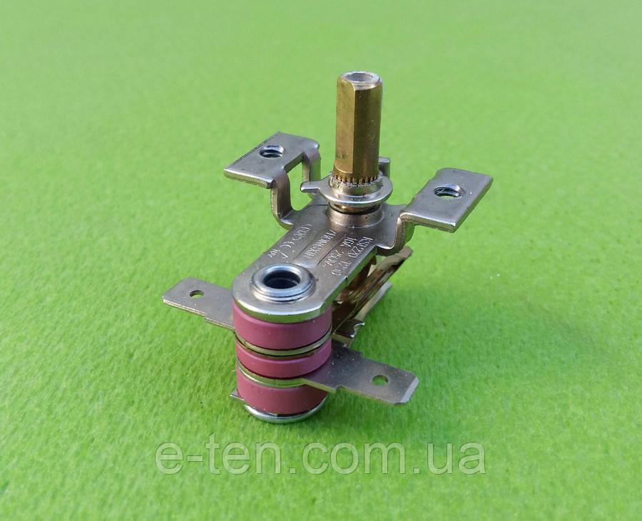 """Терморегулятор KST220 / 16А / 250V / T250  (""""с ушками"""") для электродуховок, обогревателей, электроплит"""