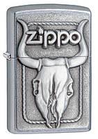Зажигалка Gold Design Western ZIPPO (США) (20286)