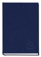 /Книга алфавитная 80лист., 100х198мм, баладек синий