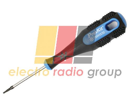 "Викрутка ""зірочка"" Pro'sKit SD-200-T08H, T08H,, 50 mm"