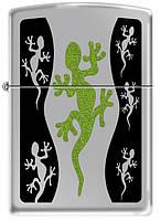 Зажигалка Green Lizard ZIPPO (США) (21149)