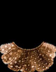 Накладные перьевые ресницы Peacock от Kryolan