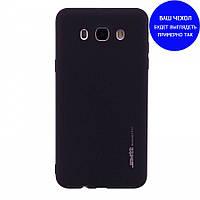 Матовый силиконовый чехол SMTT для Huawei P smart черный