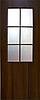 Двери межкомнатные МДФ Классика пленка экошпон