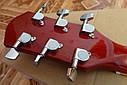 Гитара акустическая полноразмерная (4/4) FANNDEC RD + Каподастр, Медиатор, Ключ., фото 9