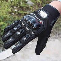 Мото перчатки Pro Biker с защитой