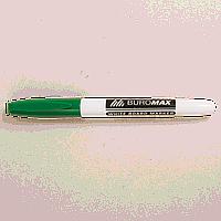 Маркер для сухостираемых досок, зеленый
