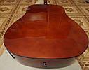 Гитара электроакустическая AZALEA. НОВАЯ! + Каподастр, Медиатор, Ключ., фото 5